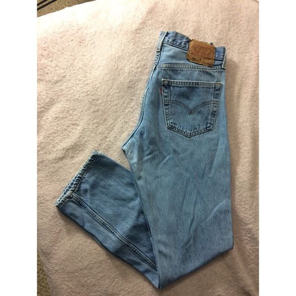 f8beb7c5 Levi's Jeans | Vintage Levis 501 Classic High Waisted Mom | Poshmark